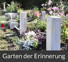Gärtnerei Brinkmann Oelde - Garten der Erinnerung