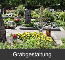 Gärtnerei Brinkmann Oelde - Grabgestaltung