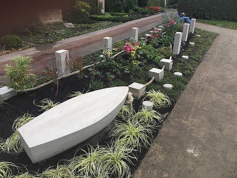Garten der Erinnerung - Friedhofsgärtnerei Antonius Brinkmann