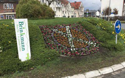 Gestaltung der Kreisverkehre in Oelde