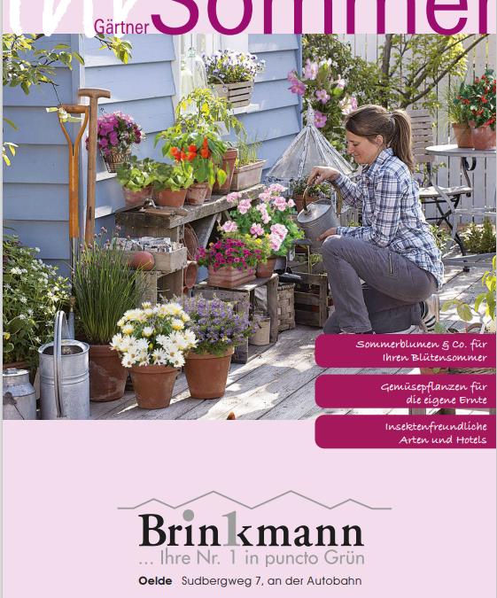 Ihr Gärtner – Sommer 1 – 2021